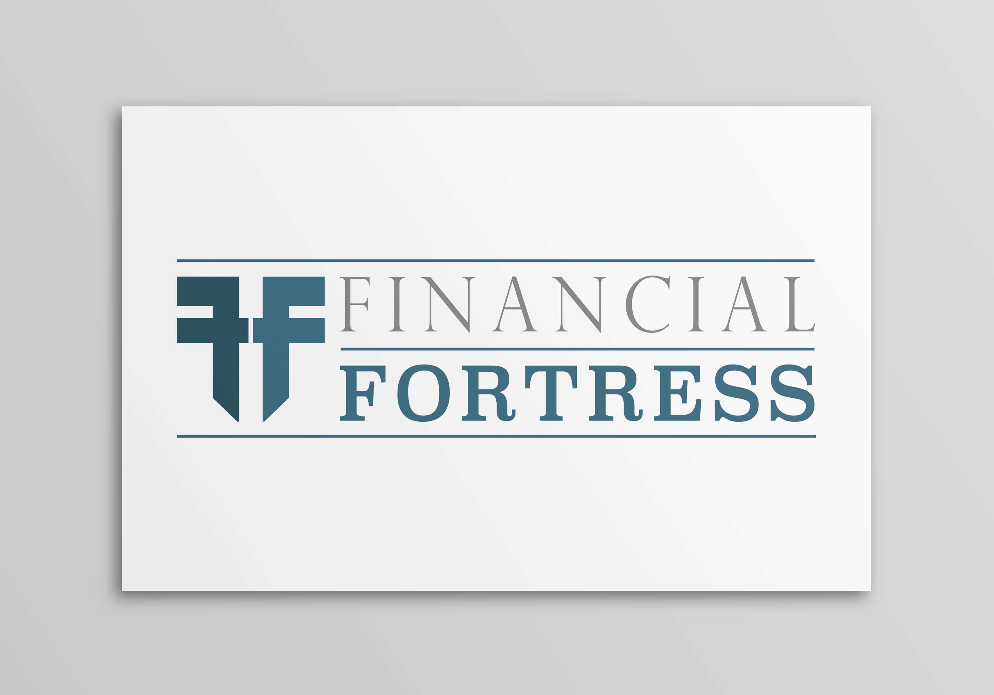 Financial Fortress Branding
