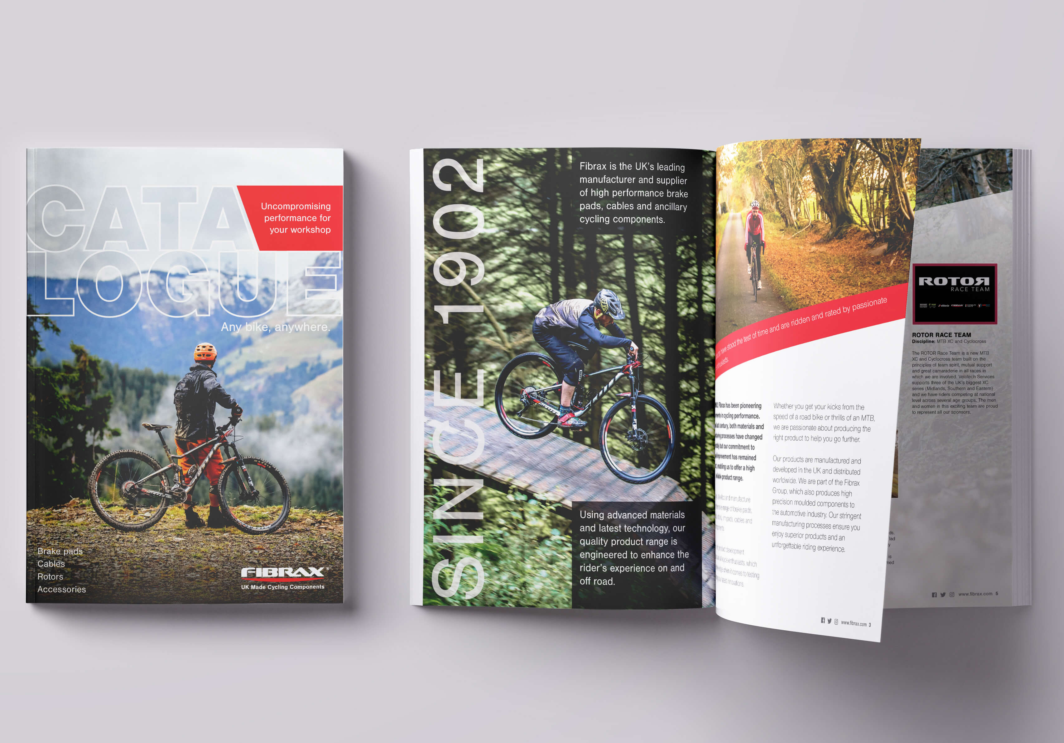 Fibrax Cycle Product Catalogue