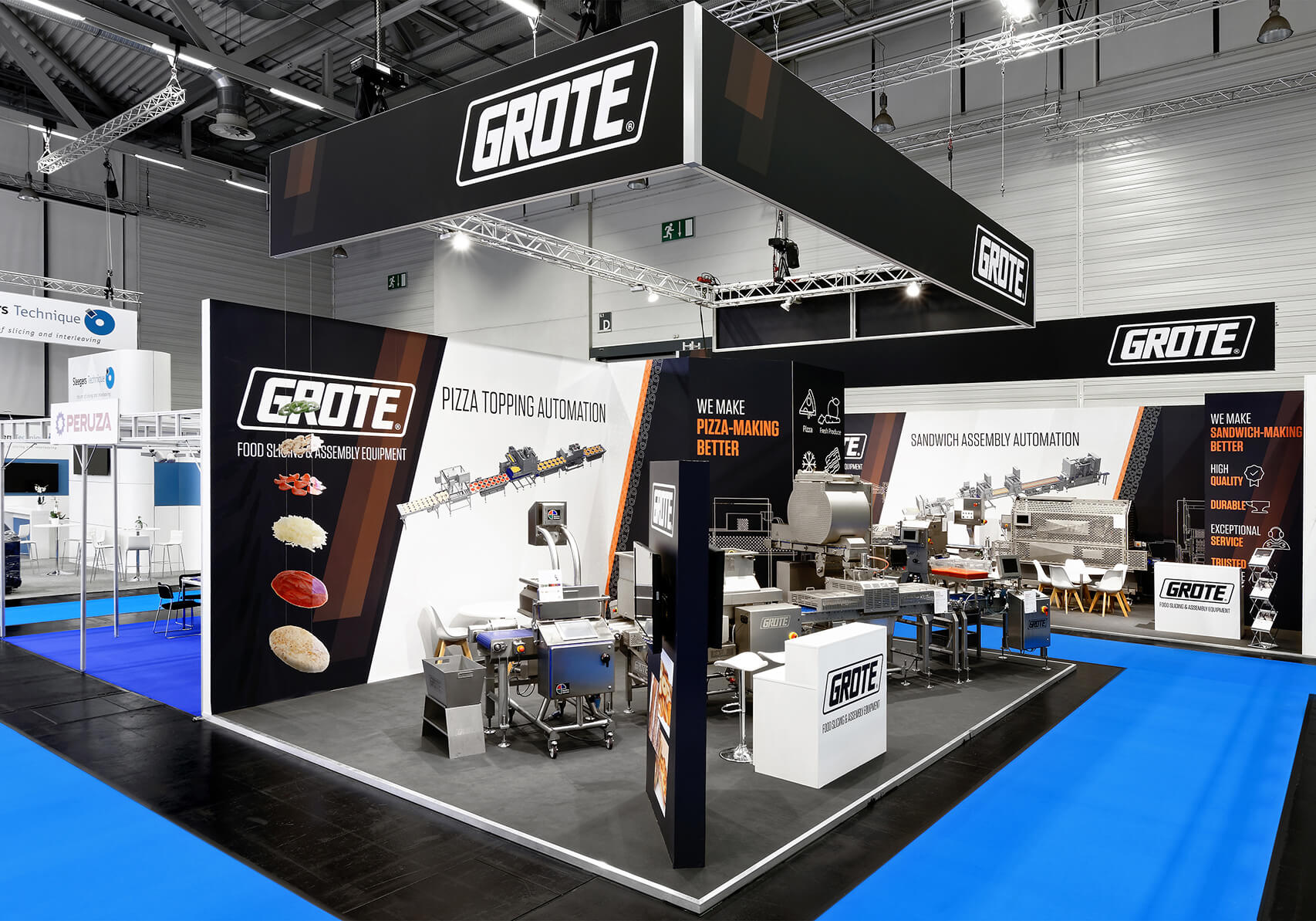 Grote Exhibition Graphics